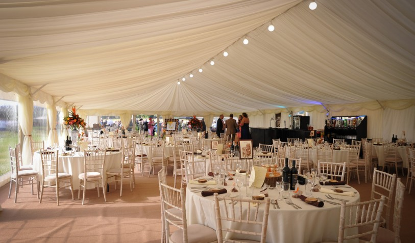 Wedding Marquee Sept 2015