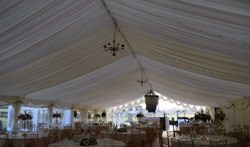 Wedding Marquee 2018