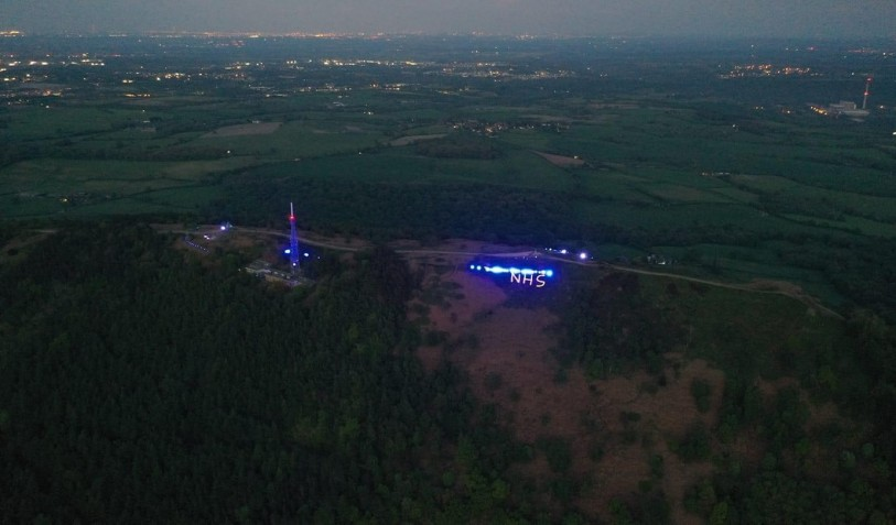 Wrekin NHS Lighting